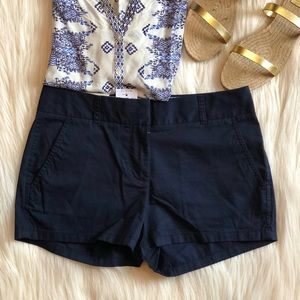 J CREW CHINO CITY FIT SHORTS NWT